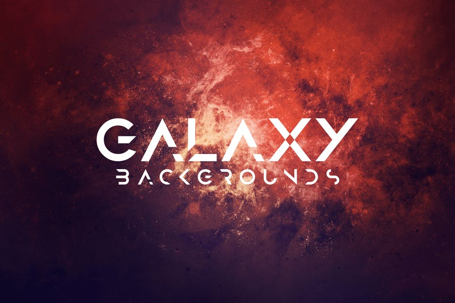 Professional Galaxy Backgrounds