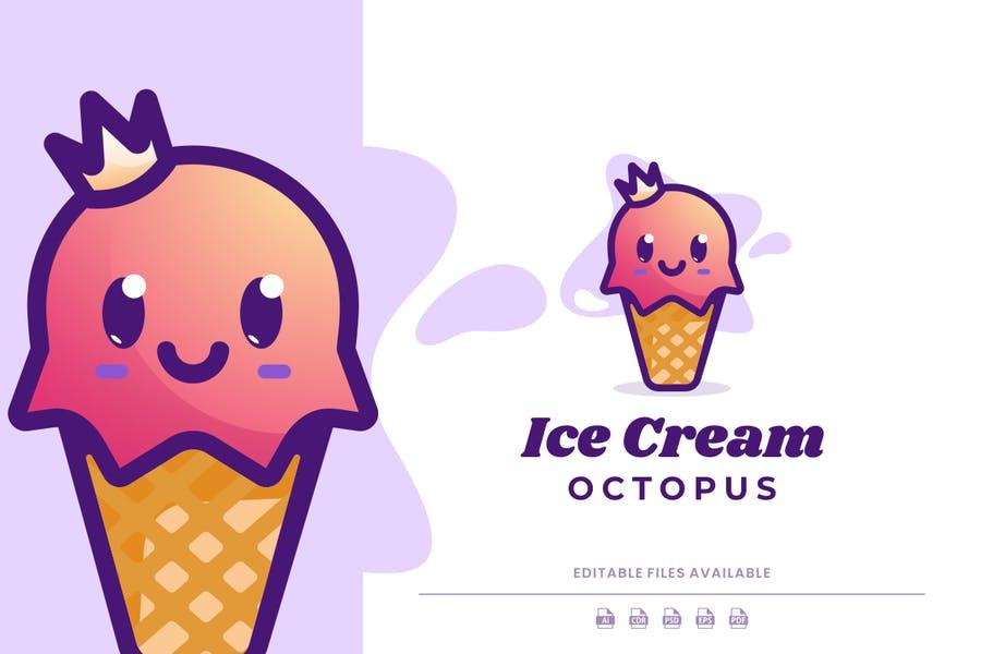 Professional Ice Cream Cute Design