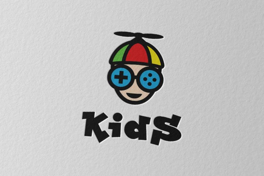 Professional Kids Logo Design