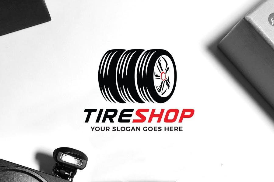 Professional Tire Logo Templates