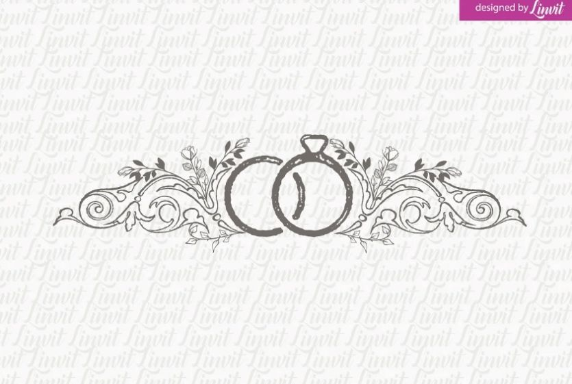 Professional Vintage Ring Logo Template