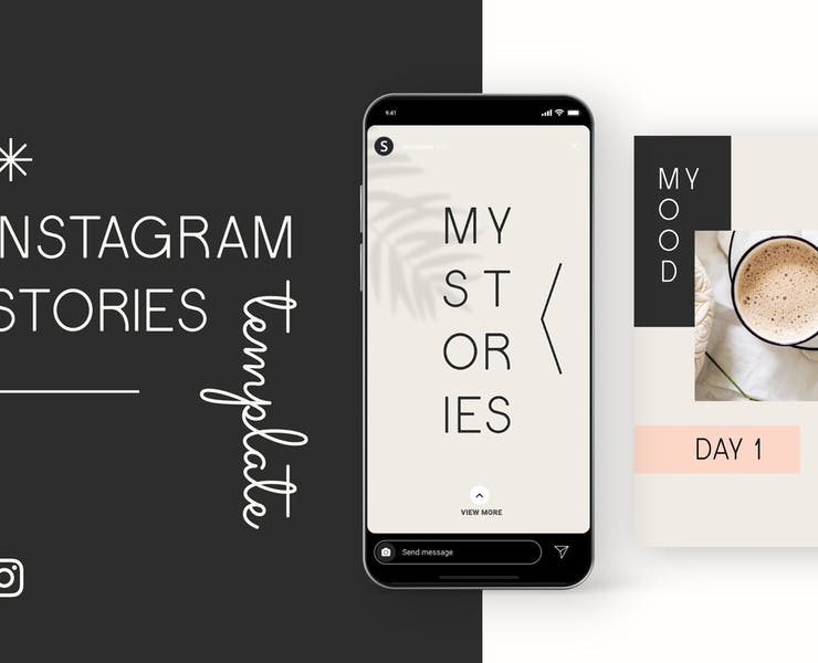 21+ FREE Instagram Stories Template Downloads
