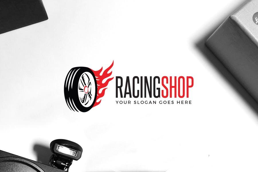 Racing Team Branding Designs