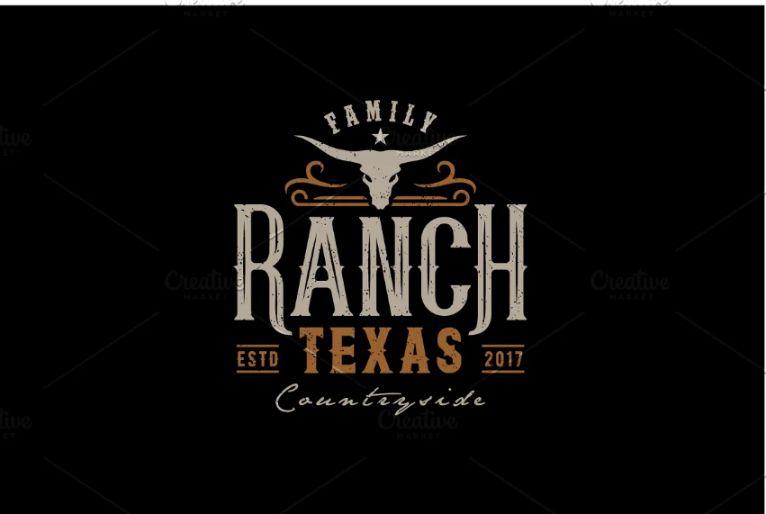 Ranch Logo Design Concept