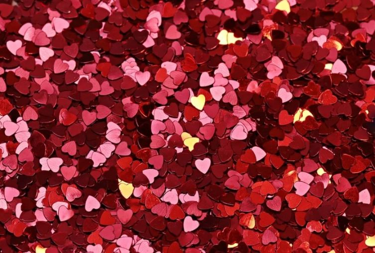 Red Hearts Background Wallpapers