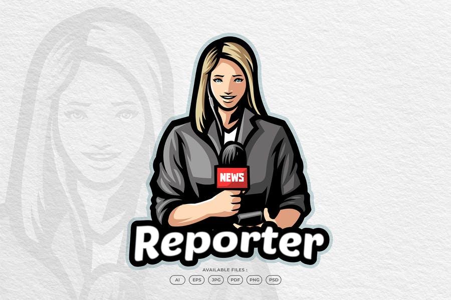 Reporter Logo Designs