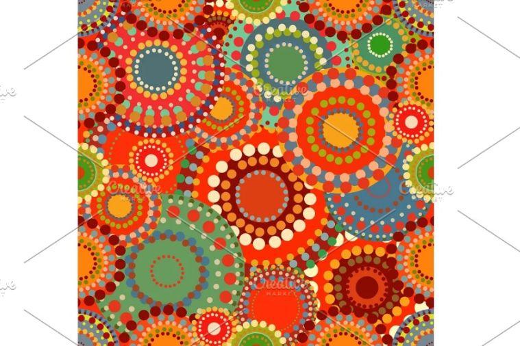Retro Fabric Patterns