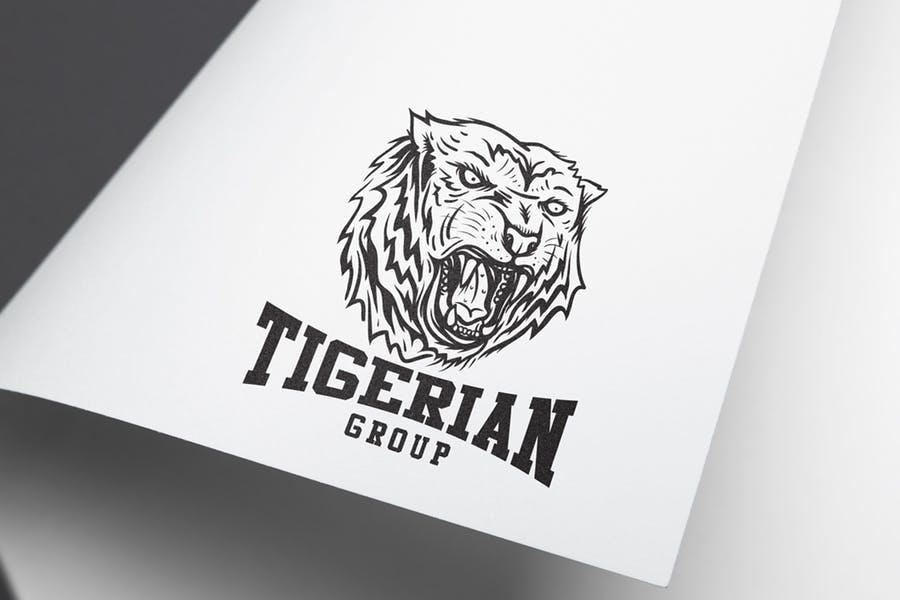 Retro Style Logo Design