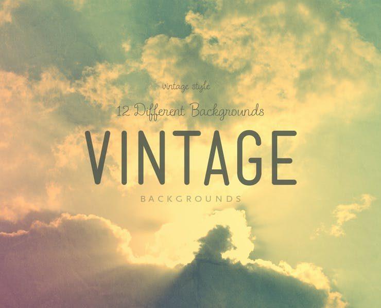 21+ Creative Vintage Backgrounds PNG JPG Download