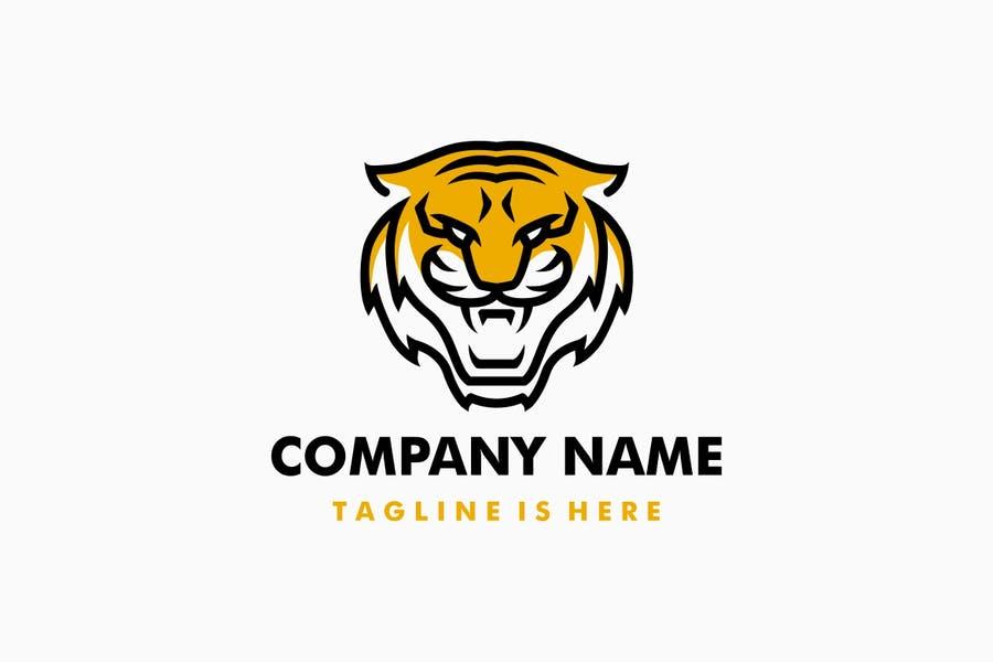 Roaring Tiger Logotype