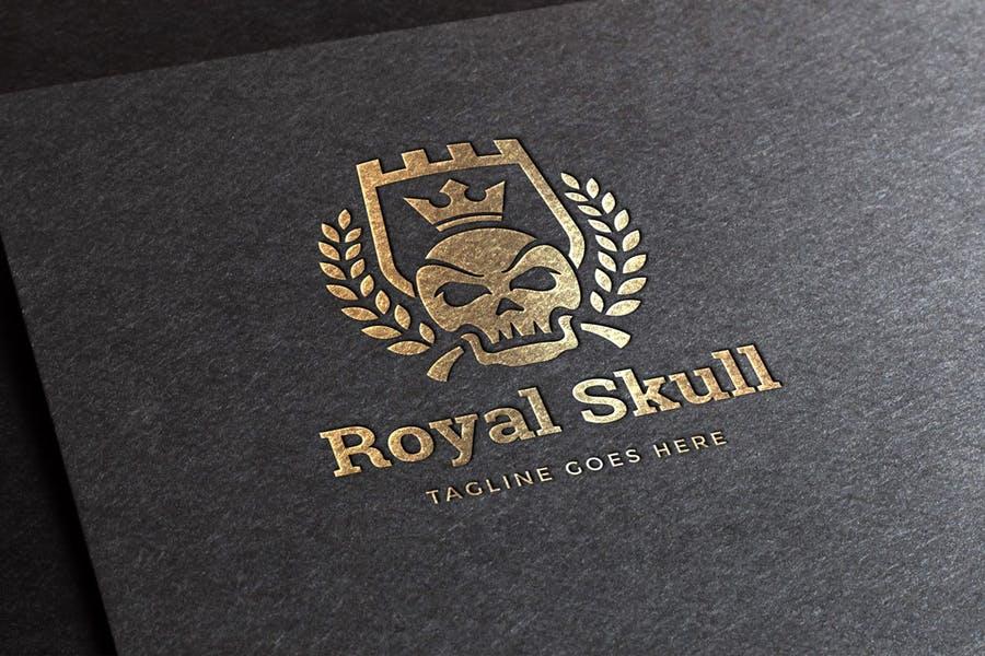 Royal Skull Identity Design