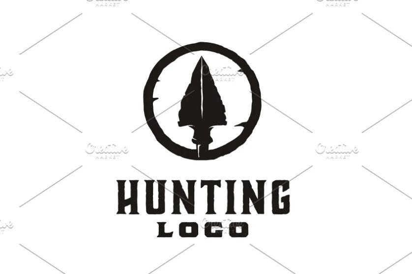 Rustic Spear Logo Designs