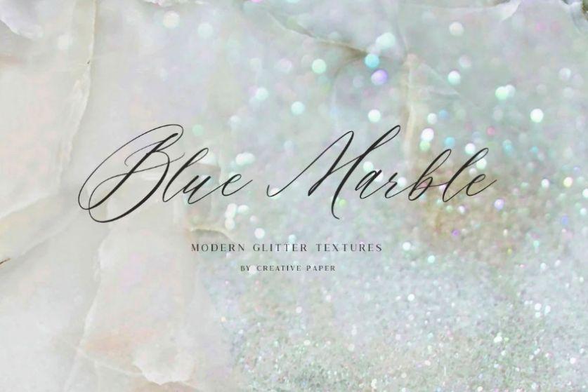 Shimmer Marble Backgrounds