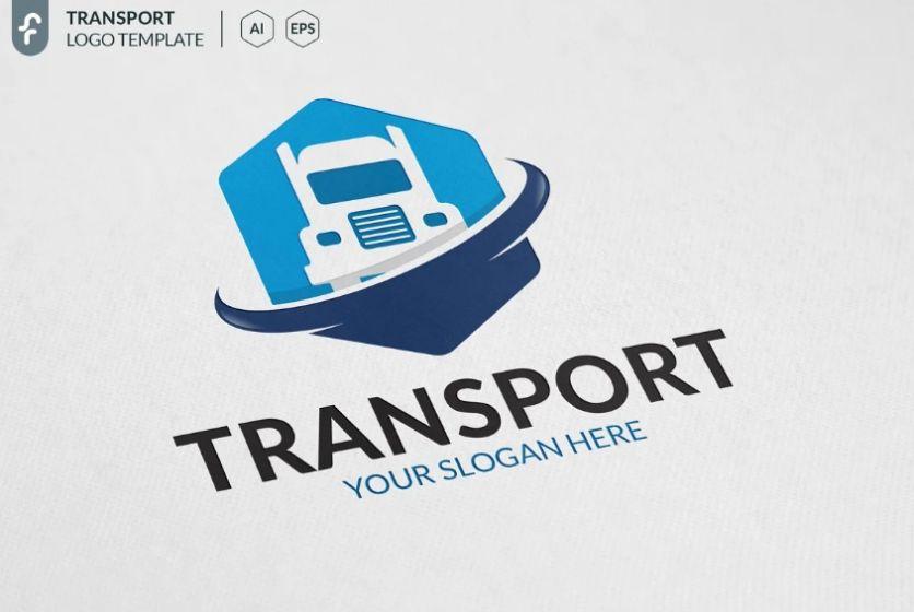 Shipment Company Logo Design