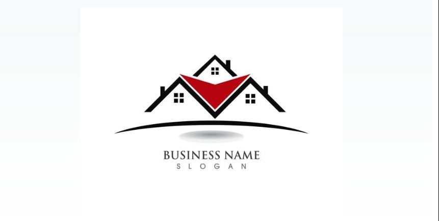 Simple House Logo Design