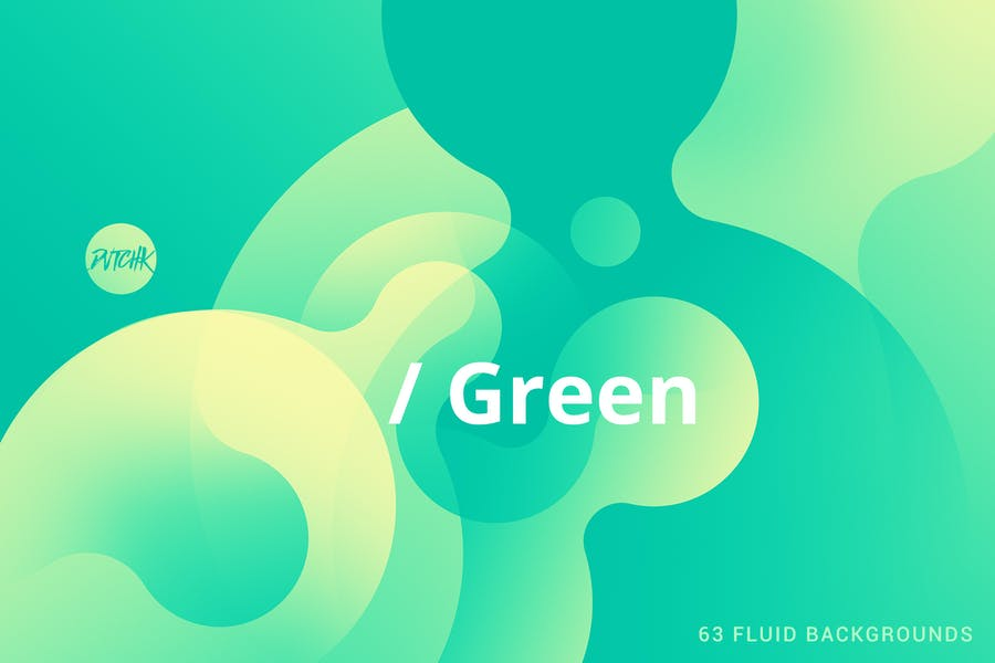 Soft Fluid Style Backgrounds