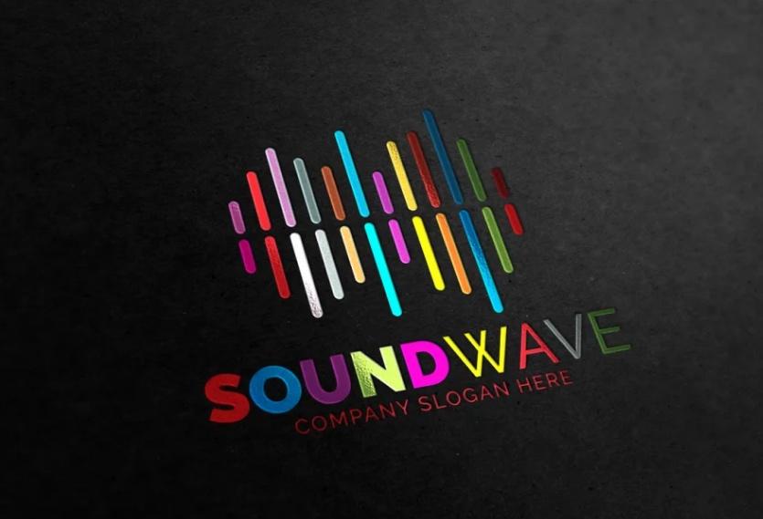Sound Wave Logo Ideas