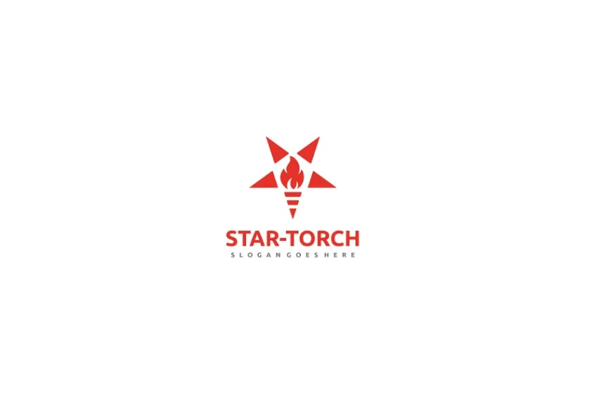 Star Torch Identity Design