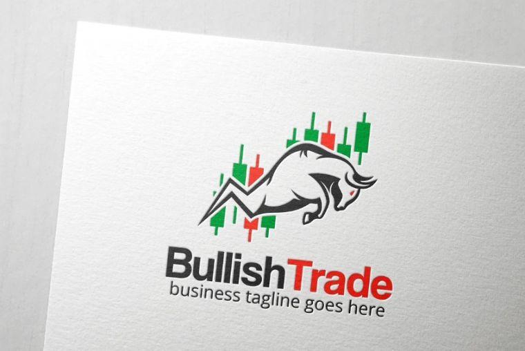 Stock Broker Logo Designs