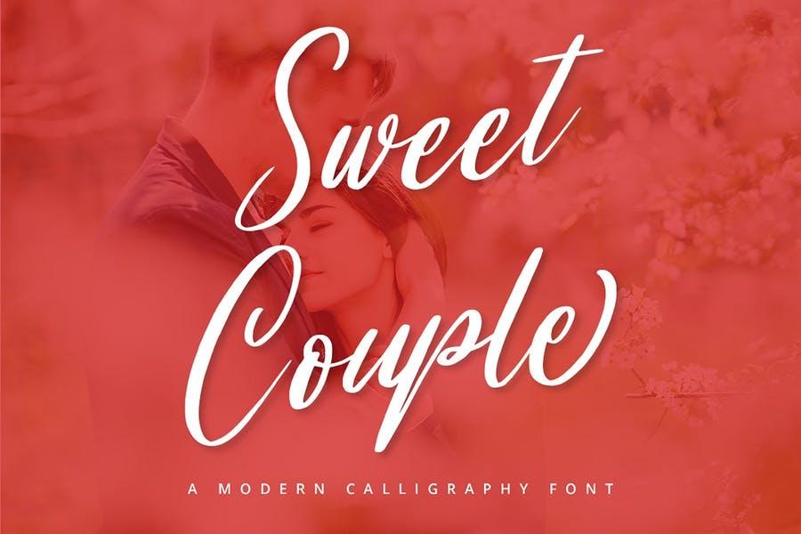 Stylish Calligraphy Typeface
