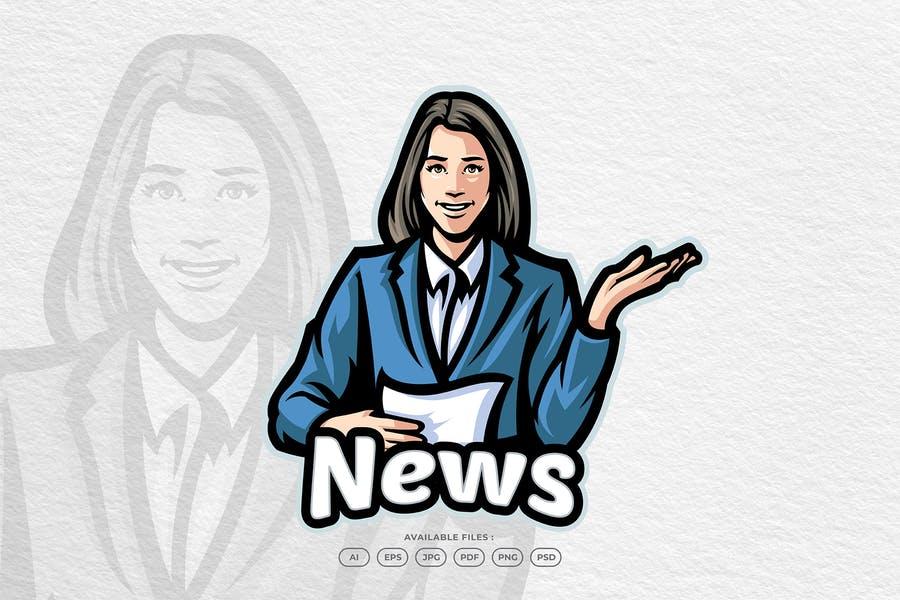 TV News Branding Design