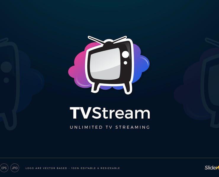 21+ FREE TV Logo Designs Template Download