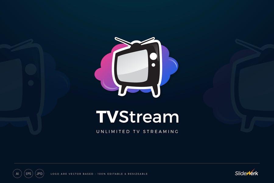 TV Streaming Services Logo