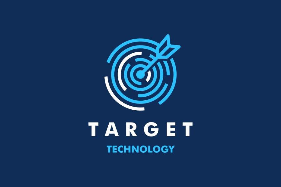 Target Logo Identity Design