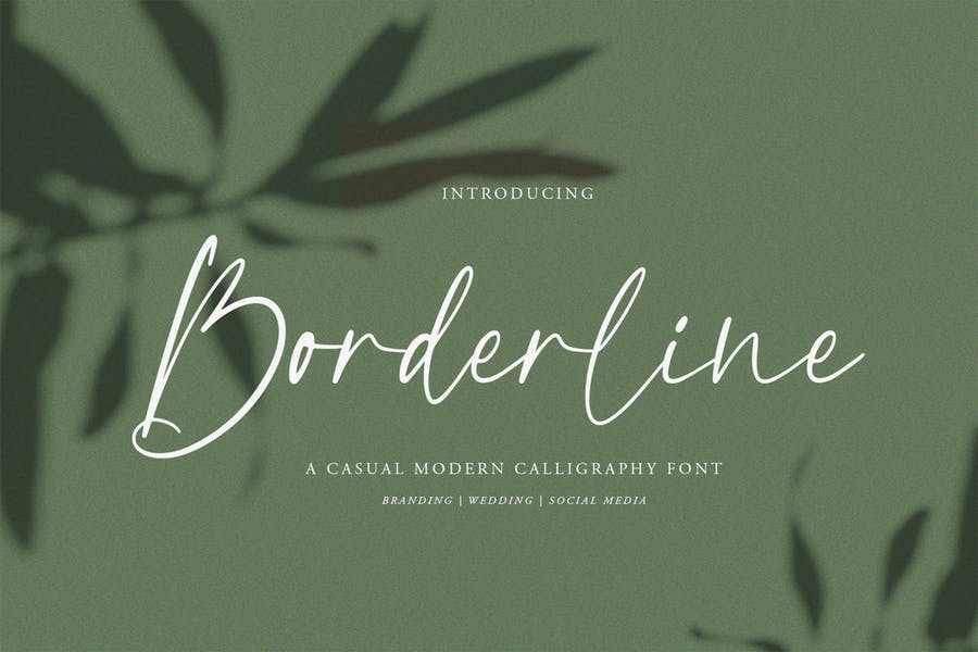 Thin Luxurious Fonts