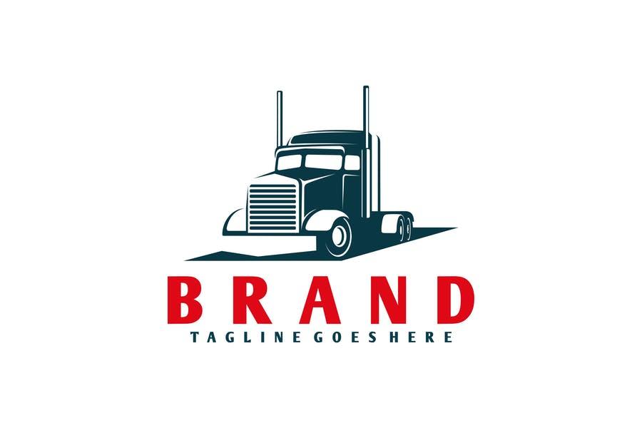 Transporting Logo Design