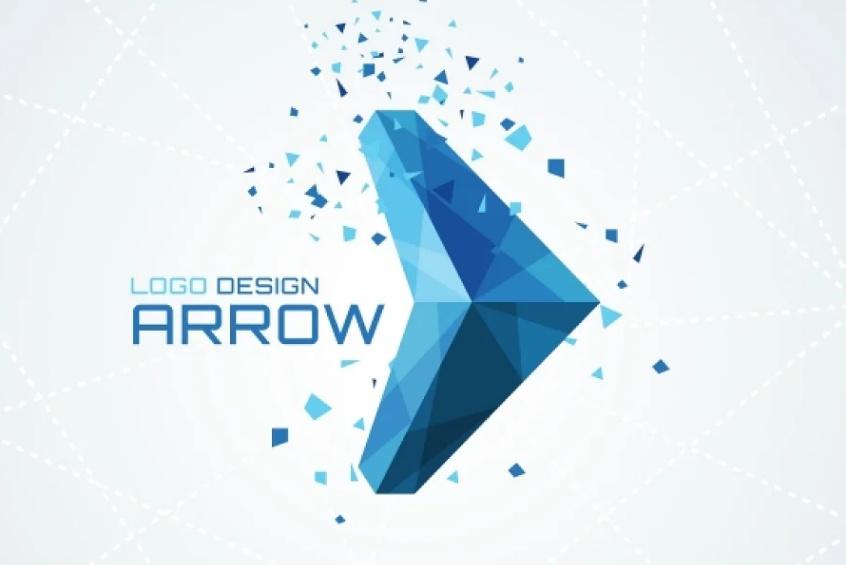Triangular Illustration Design