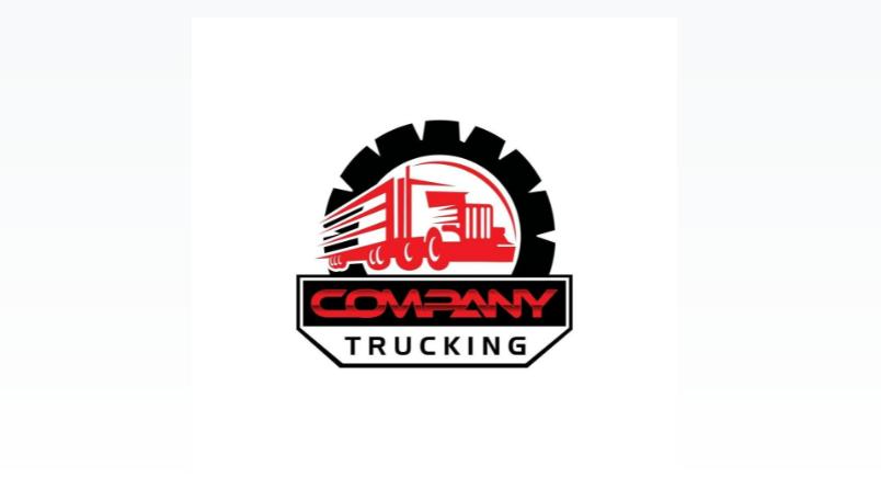 Trucking Company Logo Template