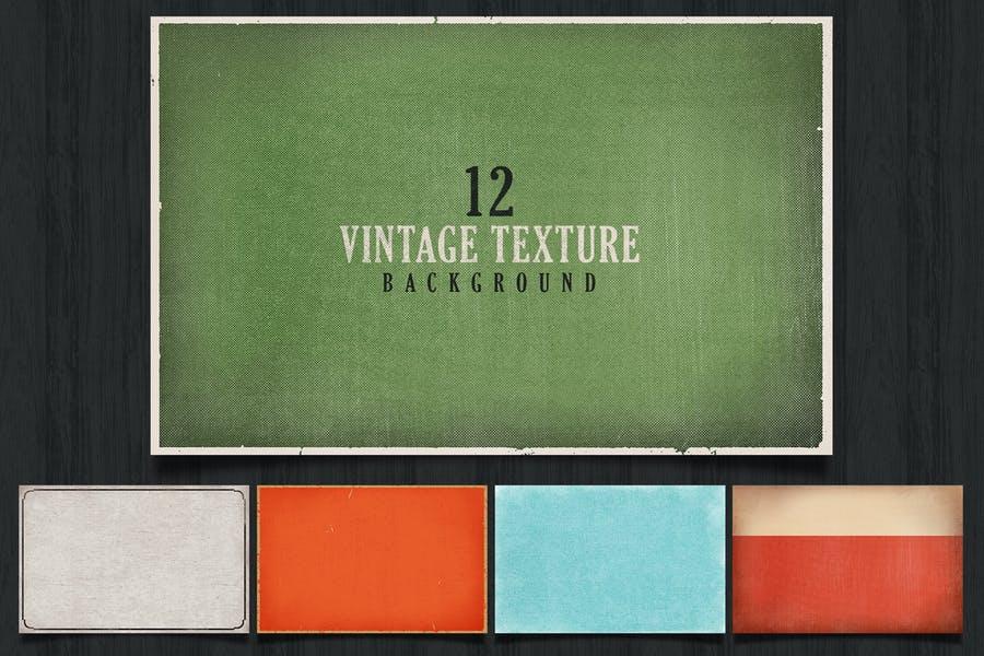 Unique Vintage Style Backgrounds