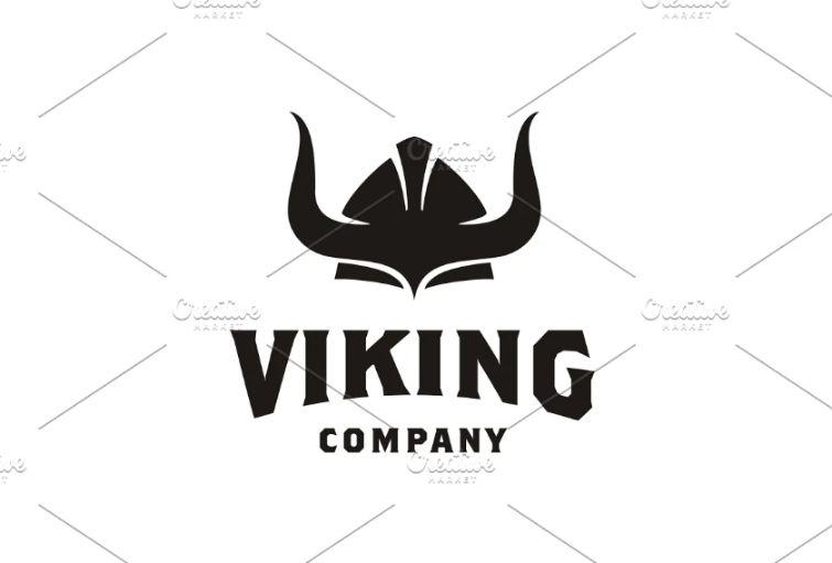 Viking Style Logo Design