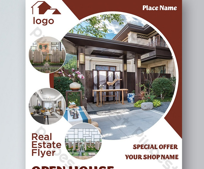Villa Sale Leaflet
