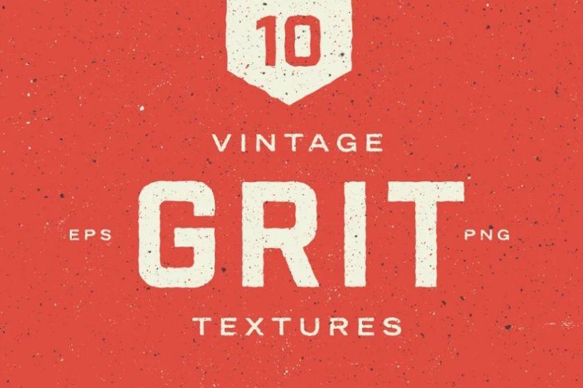 Vintage Grit Texture Design