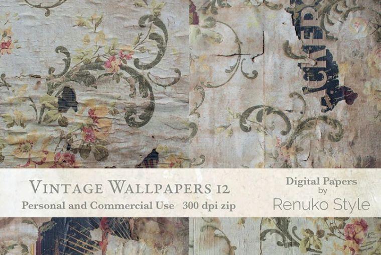 Vintage Wallpaper Backgrounds