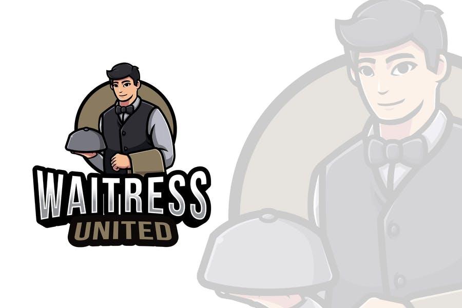 Waitress Branding Design