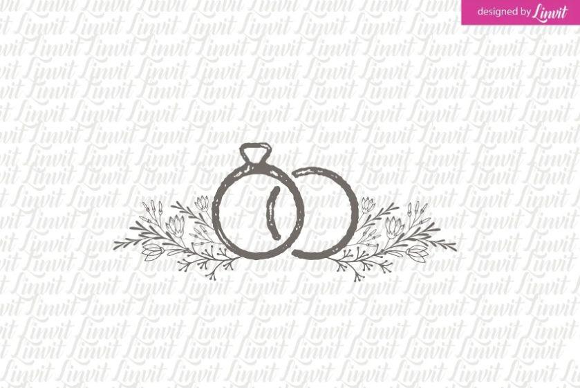 Wedding Ring Logo Templates