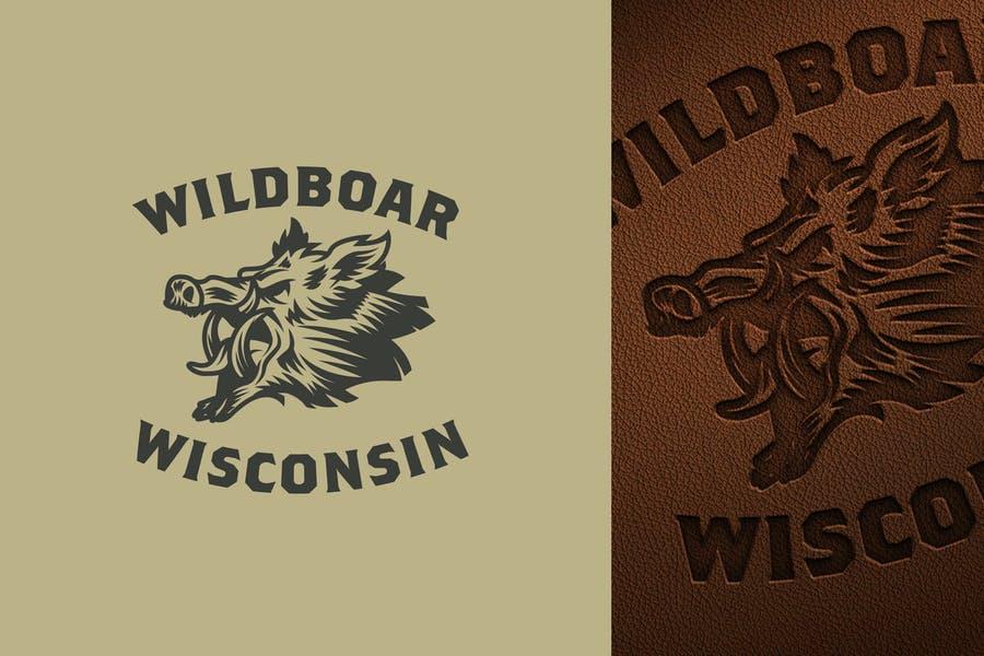 Wild Boar Identity Design