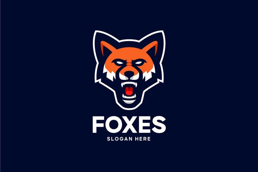 fierce Fox Logo Design