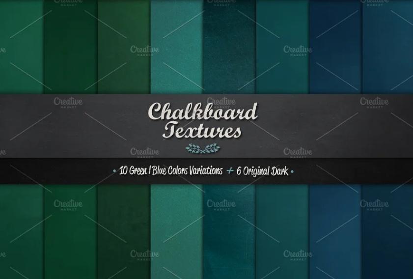 16 Unique Chalkboard Backgrounds