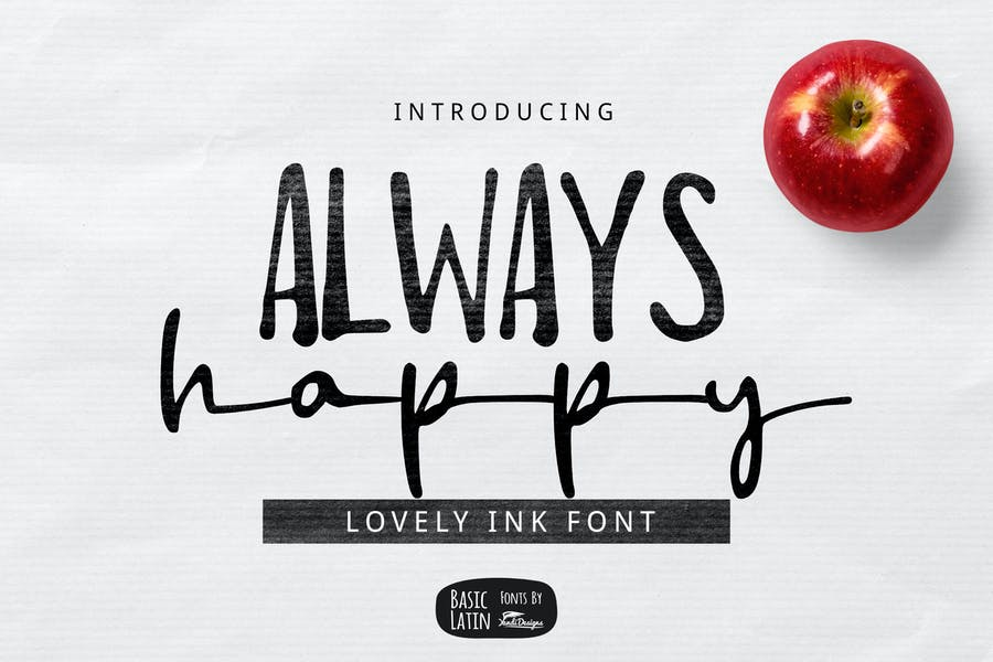 Always Happy and Playful Fonts