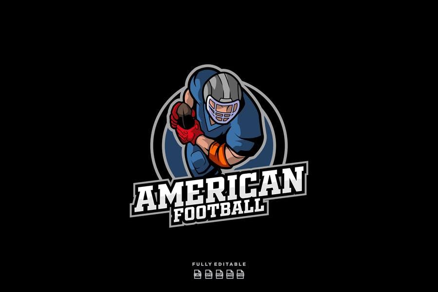 American Football Identity Design