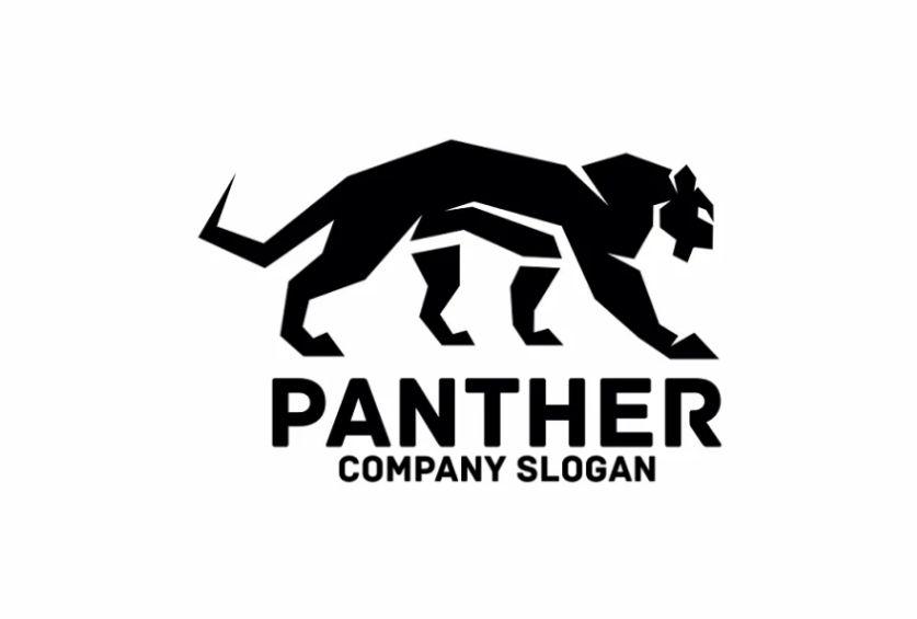 Angry Puma Logo Templates