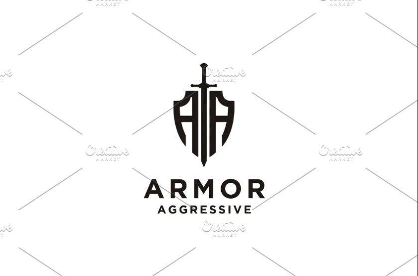 Armor Style Identity Design