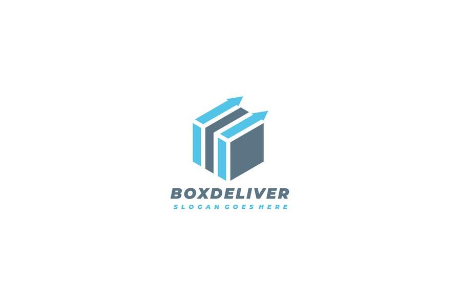 Box Delivery Identity Design