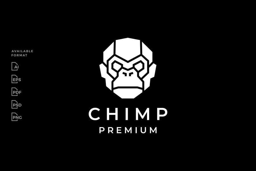 Chimp Style Identity Design