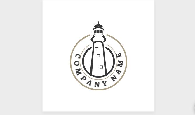 Circular Style Logo Design
