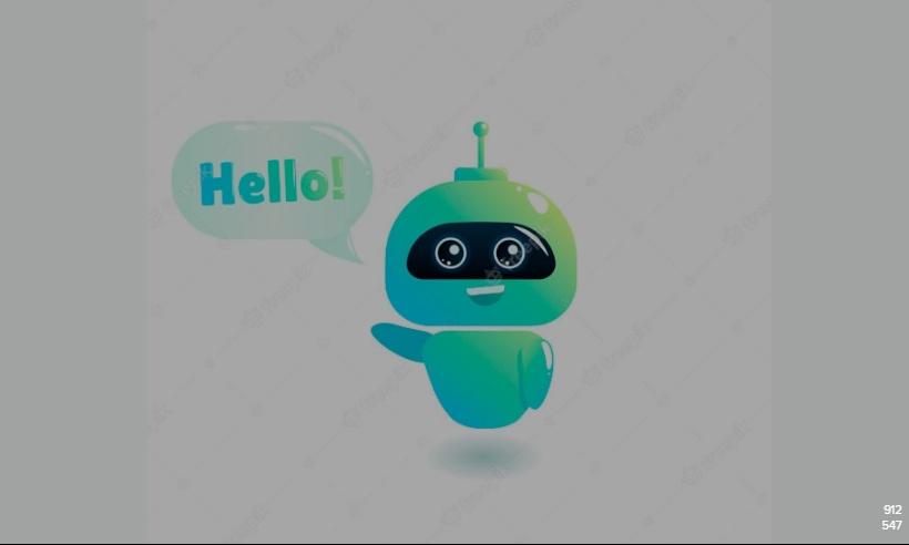Cute Robot Identity Design